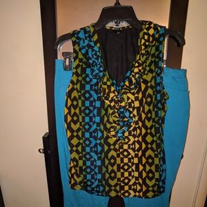 Worthington Tops - Worthington Ladies Blouse